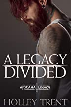 A Legacy Divided (The Afótama Legacy Book 5)