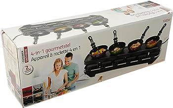 Cuisinier 52416 Appareil à Raclette 4 en 1 230 V