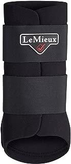 LeMieux ProSport Grafter Brushing Boots Black XLarge
