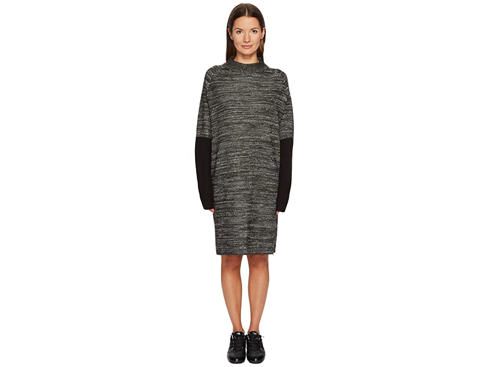 adidas Y-3 by Yohji Yamamoto Knit Dress (Black) Women