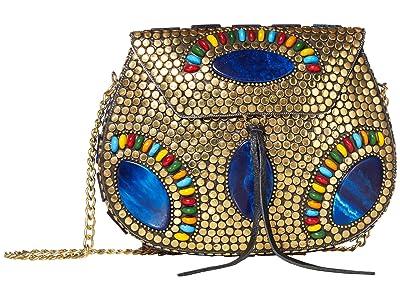 Sam Edelman Bryanna Iron Mini Handbag (Multi) Handbags