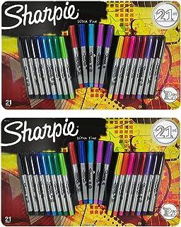 Sharpie Ultra Fine Point Permanent Marker (1982115) - 2 Pack