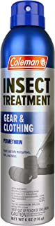 Coleman Gear and Clothing Permethrin Insect Repellent Treatment Spray - 6 oz Can