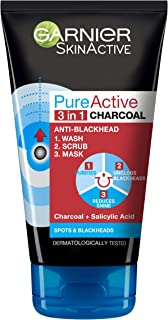 Garnier Skin Active Pure Active Intensive 3in1 Charcoal Anti