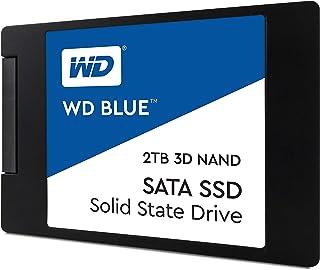 【国内正規代理店扱い】WD 内蔵SSD 2.5インチ / 2TB / WD Blue 3D / SATA3.0 / 5年保証 / WDS200T2B0A