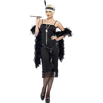 Smiffys Smiffys-28605X1 Disfraz de Joven a la Moda de los años 20 ...