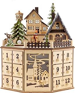 Best wooden advent tree Reviews