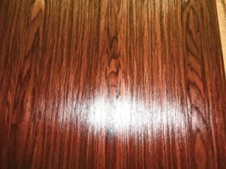 """Rosewood composite wood veneer sheet 24"""" x 96"""" raw no backer 1/42"""" thick # 450"""