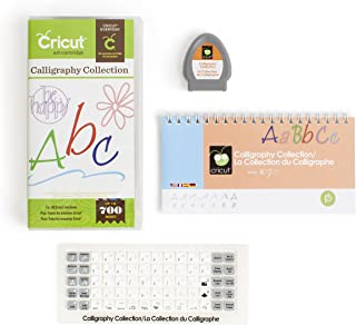 Cricut Cartridge, Calligraphy Collection