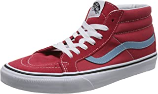 SK8-Mid Reissure Rococco Red/Adriatic Blue
