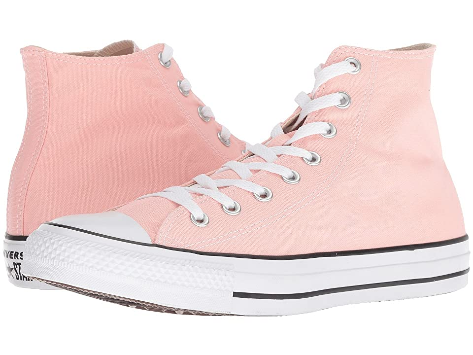 Converse Chuck Taylor(r) All Star(r) Seasonal Color Hi (Storm Pink) Lace up casual Shoes