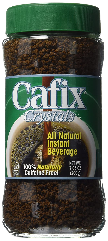 Internatural Foods Cafix Crystals, Jar, 7.05 -Ounce (Pack of 3)