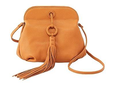 Hobo Birdy (Butterscotch) Cross Body Handbags