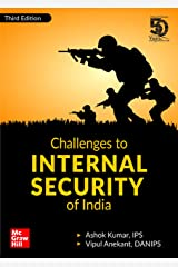 Challenges to Internal Security of India Kindle Edition