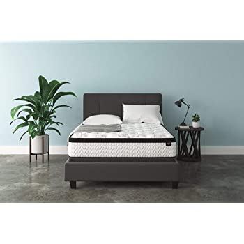 Amazon Com Zinus Green Tea 12 Inch Memory Foam Mattress