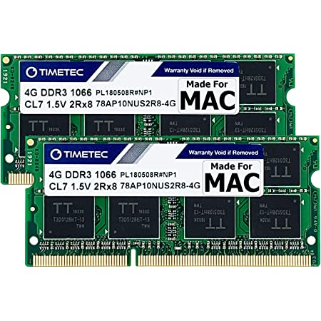 PARTS-QUICK Brand 4GB Memory for Gigabyte GA-P55-UD3L-TPM Motherboard DDR3-8500 Non ECC DIMM RAM