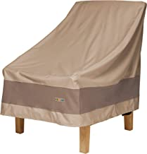 Duck Covers Elegant Patio Chair Cover, 32-Inch