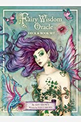Fairy Wisdom Oracle Deck and Book Set Hardcover