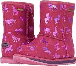 Rainbow Unicorn Brumby (Toddler/Little Kid/Big Kid)