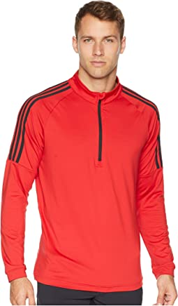Classic 3-Stripes 1/4 Zip Pullover