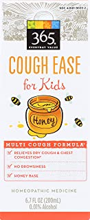 365 Everyday Value, Cough Ease for Kids, 6.7 oz