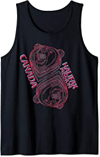 Canada Halifax Mission LDS Mormon Missionary Gift Bear Tank Top