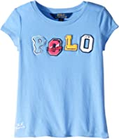 Polo Jersey Graphic Tee (Little Kids)