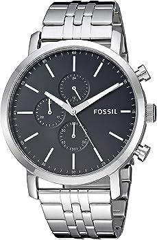 Fossil Men's Luther Quartz Watch