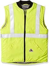 hi vis fr insulated vest