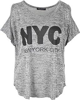 Femme T-Shirt imprim/é Magic Emma /& Giovanni