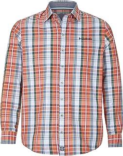 Jan Vanderstorm Camisa de manga larga Gizur para hombre
