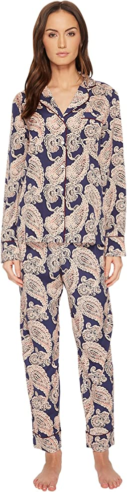 Stella McCartney - Poppy Snoozing Long PJ Set