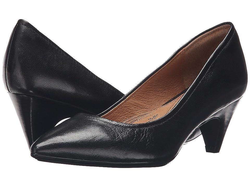 Sofft Altessa II (Black River Leather) High Heels