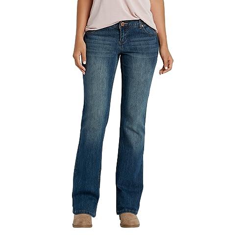 d06fba4c728 maurices Women s Denimflex Medium Wash Bootcut Jeans