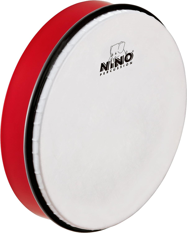 NINO Discount is also underway ABS Spasm price 10-Inch Red Hand Drum