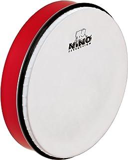 Meinl Hand Drum 10-inch - Red (NINO5R)