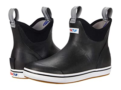 XTRATUF Ankle Deck Boot (Black) Women