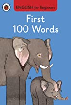 First 100 Words English for Beginners (mini Hc)