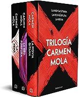 Trilogía Carmen Mola (pack con: La novia gitana | La red púrpura | La Nena) (Best Seller)