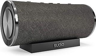 【Bluetooth5.0 スピーカー】[国内正規代理店販売品]Sudio/FEMTIO《フェムティオ》ブラック/高音質サウンドを届けるポータブルBLUETOOTHスピーカー