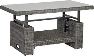 Amazon.fr : table basse plateau relevable : Jardin