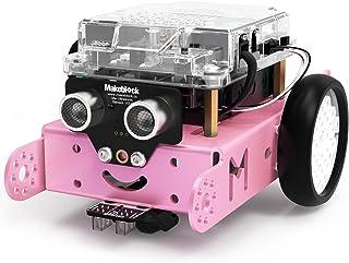Makeblock mBot Robot Kit for Kids Ages 8+, DIY Mechanical Building Block, STEM Education, Entry-Level Programming Improves...