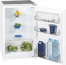 Exquisit Einbaukühlschrank EKS 131-4.2 RVA | Einbaugerät 130 L Nutzinhalt | weiß
