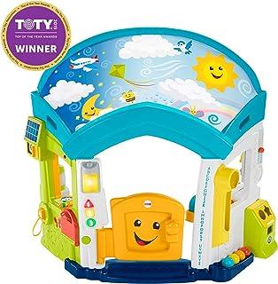 Juguete para Bebés Fisher-Price Ríe y Aprende Casa