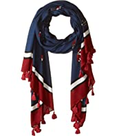 Kate Spade New York - Fox Glen Oblong Scarf