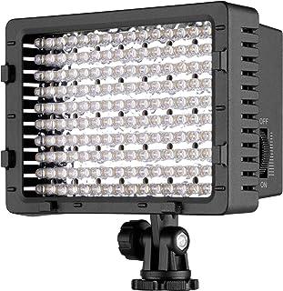 NEEWER CN-216 216pcs LED Dimmable Panel Ultra Alta Potencia de la cámara Digital/cámara de vídeo luz LED para Canon Nikon Pentax Panasonic Sony Samsung y Olympus Digital SLR Cámaras