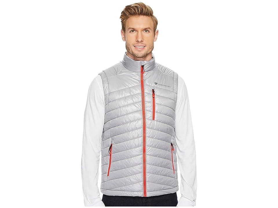 Obermeyer Hyper Insulator Vest (Overcast) Men