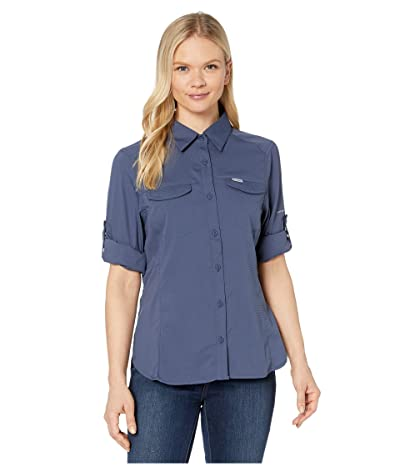Columbia Silver Ridge Lite Long Sleeve Shirt (Nocturnal) Women