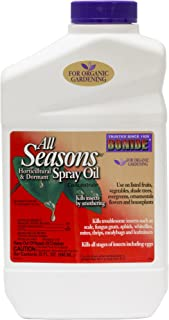 All Seasons Horticultural Oil Spray Concentrate 32FL OZ