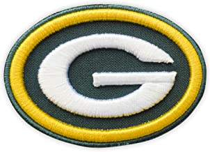 Green Bay Packers Logo 3D Embroidered Iron On Patch